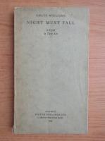 Anticariat: Emlyn Williams - Night must fall (1937)
