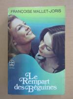 Francoise Mallet Joris - Le rempart des beguines