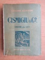 Grigore Bajenaru - Cismigiu et Comp. Amintiri din liceu
