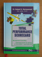 Anticariat: Hubert K. Rampersad - Total performance scorecard