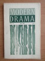 Anticariat: Modern Drama, volumul IX, nr. 1, mai 1966
