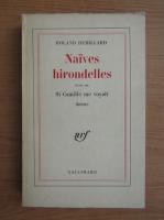 Anticariat: Roland Dubillard - Naives hirondelles