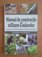 Andy McKee - Manual de constructie si utilizare a solarelor