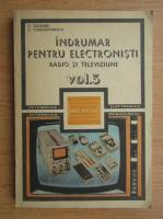 Anticariat: C. Gazdaru - Indrumator pentru electronisti (volumul 3)