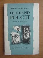 Claude Andre Puget - Le grand poucet