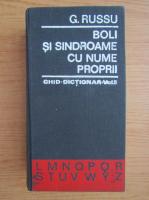 Anticariat: G. Russu - Boli si sindroame cu nume propii (volumul 2)