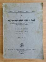 Anticariat: Henri H. Stahl - Monografia unui sat (1939)