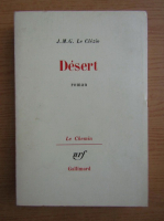 Jean Marie Gustave Le Clezio - Desert