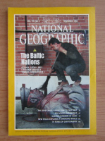 National Geographic, vol. 178, nr. 5, noiembrie 1990