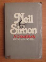 Anticariat: Neil Simon - A critical study