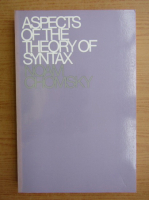 Noam Chomsky - Aspects of the theory of syntax