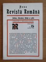 Anticariat: Noua revista romana, nr. 5, august 1996