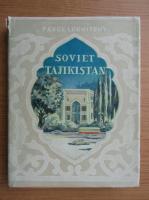 Anticariat: Pavel Luknitsky - Soviet tajikistan