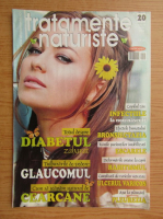 Anticariat: Revista Tratamente naturiste, anul III, nr. 20, iunie 2008
