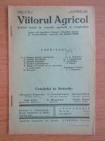 Anticariat: Revista Viitorul Agricol, anul II, nr. 4, aprilie 1924