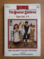 Anticariat: The pilgrim village mystery