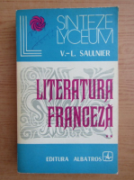 Anticariat: V. L. Saulnier - Literatura franceza (volumul 2)
