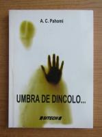 Anticariat: A. C. Pahomi - Umbra de dincolo
