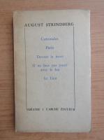 August Strindberg - Theatre