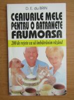 Anticariat: D. E. du Brin - Ceaiurile mele pentru o batranete frumoasa