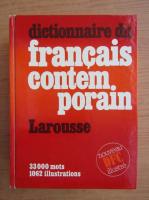 Dictionnaire du francais contemporain illustre