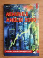 Anticariat: Emilio Salgari - Minunile anului 2000