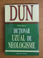 Florin Marcu - Dictionar uzual de neologisme