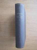 Anticariat: G. Walch - Anthologie des poetes francais contemporains (volumul 2, 1922)