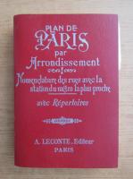 Anticariat: Guide indicateur des rues de Paris (ghid)
