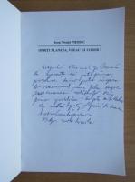Anticariat: Ioan Nicuta Piersic - Opriti planeta, vreau sa cobor! (cu dedicatia autorului pentru Florin Piersic)