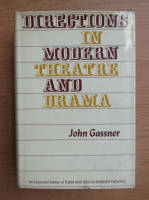 Anticariat: John Gassner - Directions in modern theatre and drama