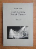 Anticariat: Nurit Yaari - Contemporary French Theatre 1960-1992