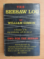 William Gibson - The seesaw log