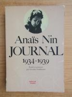 Anais Nin - Journal 1934-1939