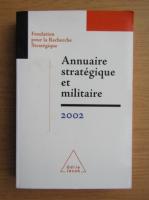 Annuaire strategique et militaire