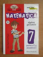 Anton Negrila - Algebra, geometrie, clasa a VII-a (partea a II-a, 2016)