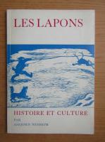 Anticariat: Asbjorn Nesheim - Les Lapons