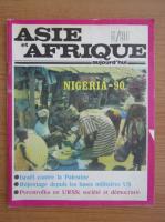 Anticariat: Asie et Afrique aujourd'hui, nr. 5, 1990