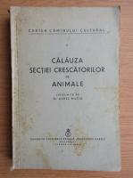 Anticariat: Aurel Mutiu - Calauza sectiei crescatorilor de animale (1938)