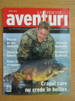 Anticariat: Aventuri la pescuit, anul III, nr. 33, aprilie 2005