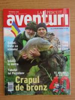 Anticariat: Aventuri la pescuit, anul IV, nr. 40, noiembrie 2005