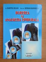 Dumitru Bejan - Durerea si analgezia epidurala