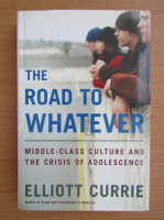 Anticariat: Elliott Currie - The road to whatever