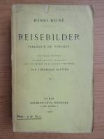 Anticariat: Henri Heine - Reisebilder tableaux de voyages (volumul 2, 1925)