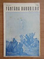 Revista Fantana Darurilor, anul VI, nr. 5, mai 1934