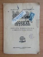 Anticariat: Revista Ingerul, anul XIX, nr. 11-12, noiembrie-decembrie 1947