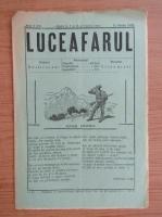 Revista Luceafarul, anul 6, nr. 5, martie 1933