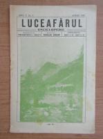 Revista Luceafarul, anul V, nr. 7, aprilie 1932