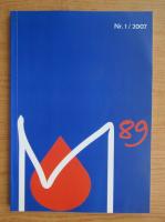 Anticariat: Revista Memorial 1989, nr. 1, 2007