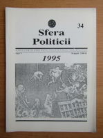 Anticariat: Revista Sfera Politicii, anul V, nr. 34, 1996